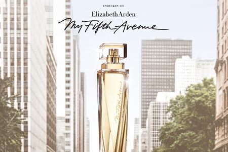 Ein Duft, unzählige Möglichkeiten: Elizabeth Arden My Fifth Avenue
