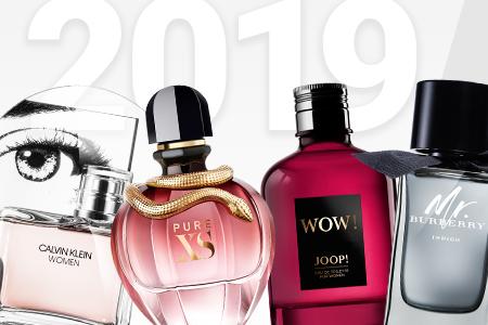 Die Parfüm-Trends 2019
