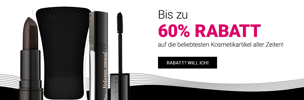 Black Friday Kosmetik