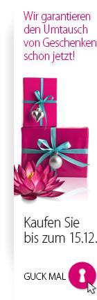 Sorgenfreie Weihnachtseinkäufe mit iparfumerie.de