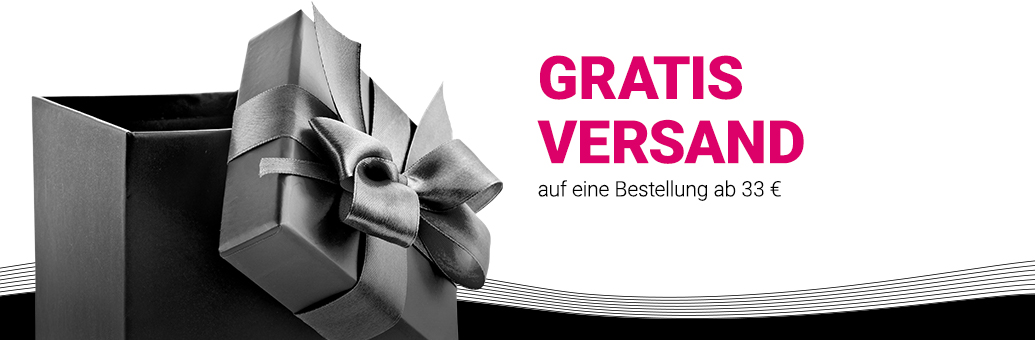 Black Friday Gratis Versand