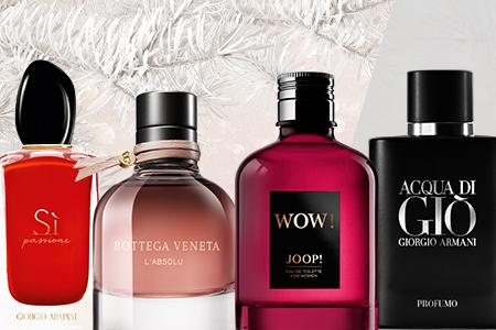 Die besten Parfüms für den Winter 2018/2019!