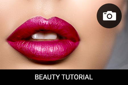 TUTORIAL: Wie bekommt man kussechte Lippen hin? In 5 Schritten