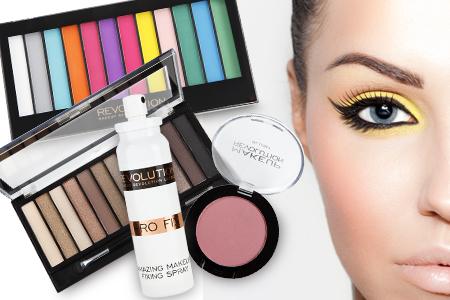 Produkttest: Makeup Revolution - die Neuheit aus London!