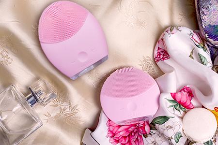 Wir testen: Schallbürste zur Hautreinigung