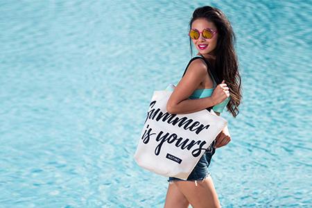 """""""Summer is yours"""" by Notino: Die Tasche für IHREN Sommer!"""