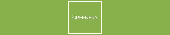 Farbe des Jahres, Pantone, Greenery