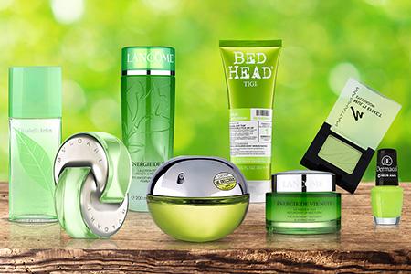 Die Farbe des Jahres: Grünes Licht für Grün