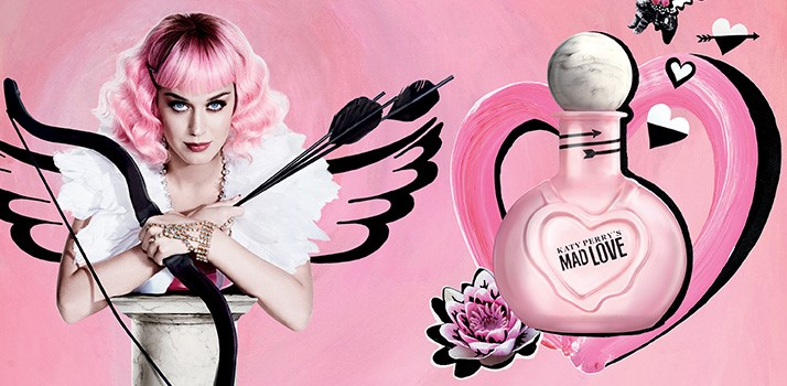 Katy Perry, Duft, Parfüm