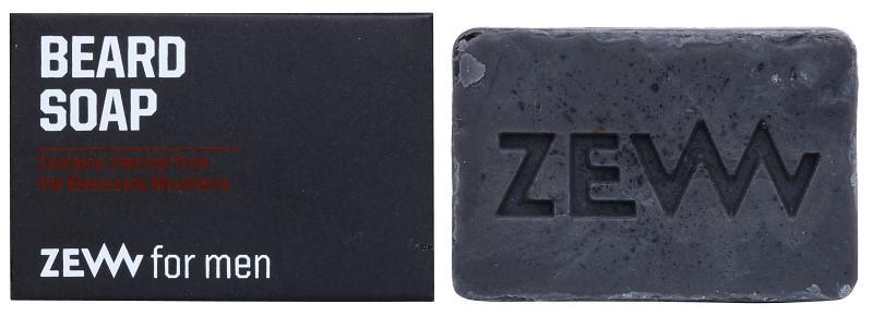 schwarze Seife Zew Beard Soap