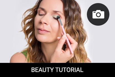 TUTORIAL: Oster Make-up – keine Angst vor Grün!