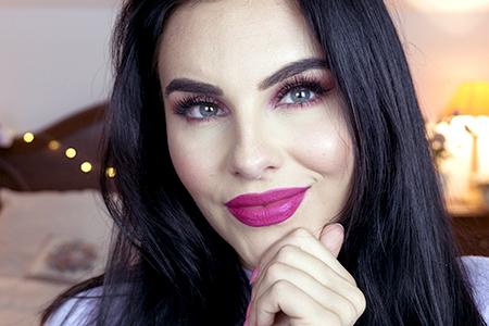 TUTORIAL: Make-up für den Valentinstag detailliert erklärt