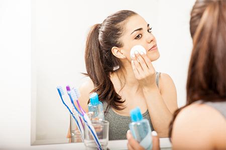 DAILY ROUTINE: Make-up richtig entfernen