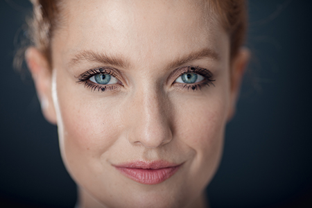 Punkte anstatt Linien – der neue Trend heißt Dot Make-up