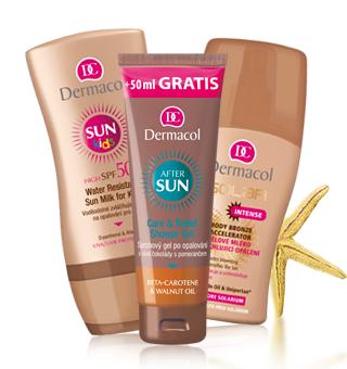 Dermacol Sonnenschutzpflege