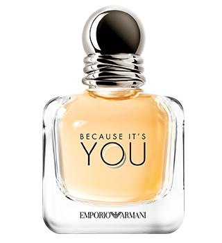 Emporio Armani Because it´s You Eau de Parfum für Damen