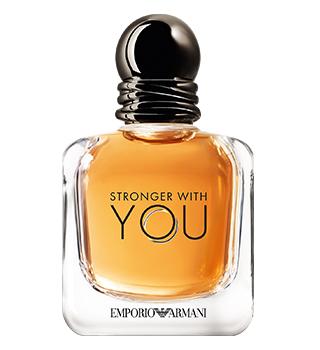 Emporio Armani Stronger with You Eau de Toilette für Herren