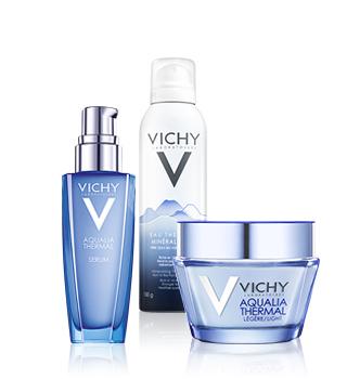 Cremes von Vichy