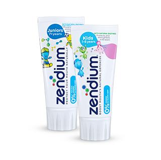 Zendium - Kinder