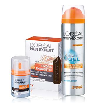 L'Oréal Paris Für Herren