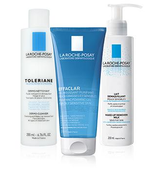 La Roche Posay Make-up-Entfernung und Reinigung