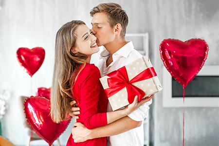 Geschenke-Tipps zum Valentinstag